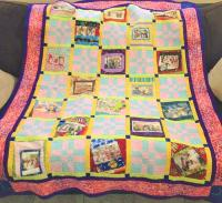 Picture Memories Quilt Pattern SQD-110