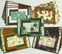 All Around Placemats Pattern SS-102