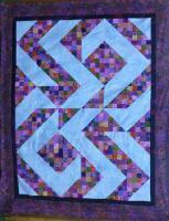 Simply Stitch & Split Quilt Pattern SS-103