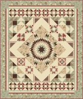 Lonestar Sampler Quilt Pattern TL-100