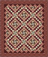 Jacob's Ladder Quilt Pattern TL-12
