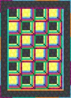Tropical Punch Quilt Pattern TL-15