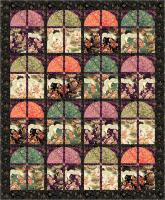 Windows Quilt Pattern TL-21