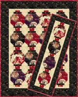 Lanterns Quilt Pattern TL-22
