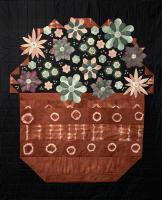 Red Sand Blossoms Quilt Pattern TP-105