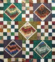 Weekend in Florence Quilt Pattern TQS-10