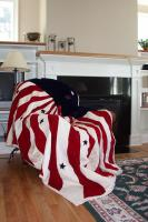 Radiating Americana Quilt Pattern TQS-59