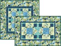 Summer Breeze Placemats, Napkins and Center Mat Pattern TRQ-128