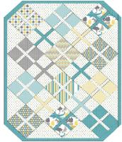 Snuggle Down Under Quilt Pattern TRQ-137