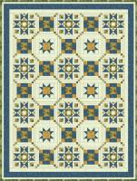 Grannie's Star Quilt #1 Pattern TRQ-138