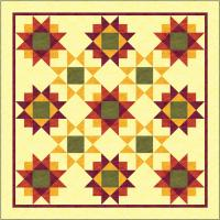 SunKissed Quilt Pattern TRQ-139