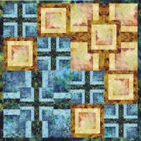Sunshine and Shadows Quilt Pattern TRQ-142