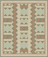 Creekside Trail Quilt Pattern TRQ-158