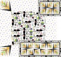 Celebration Table Set Pattern TRQ-171