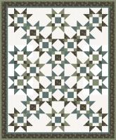 Starfield Quilt Pattern TRQ-176