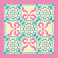 Buttons and Bows Quilt Pattern TTQ-111