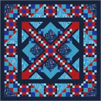 Town Heroes Quilt Pattern TTQ-115