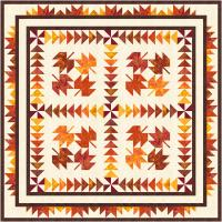 Autumn Breeze Quilt Pattern TTQ-117