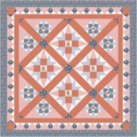 Queen of the Prairie Quilt Pattern TTQ-118