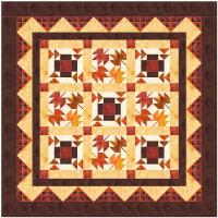 Fall Favorites Quilt Pattern TTQ-119