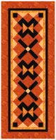Devilish Delights Table Runner Pattern TTQ-120
