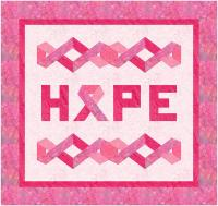 Hope Wall Hanging Pattern TTQ-121