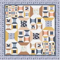 Bobbin Away Quilt Pattern TTQ-127