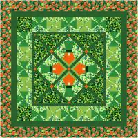 Luck of the Irish Quilt Pattern TTQ-130