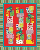 Anticipation Quilt Pattern TWW-0118Re