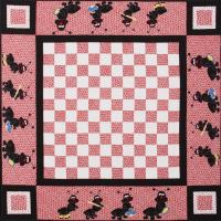 Ants Go Marching Quilt Pattern TWW-0246e