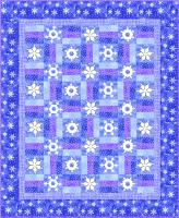 Winter Wonderland Quilt Pattern TWW-0259