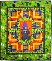 Wee Witchy Kitty Quilt Pattern TWW-0293e