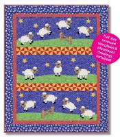 Counting Sheep Quilt Pattern TWW-0300Re
