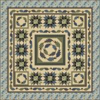 Pine Tree Lodge Quilt Pattern TWW-0304