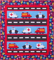 Emergency Quilt Pattern TWW-0325