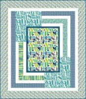 Just My Type Quilt Pattern TWW-0332