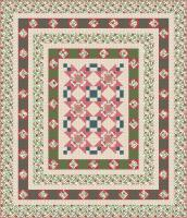 Tip Toe Through the Tulips Quilt Pattern TWW-0351