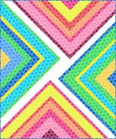 Around the Corner Quilt Pattern TWW-0358e