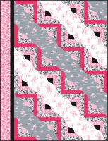Flamingo Lake Quilt Pattern TWW-0367