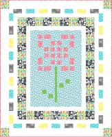 Stitches in Bloom Quilt Pattern TWW-0369