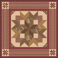 Late Bloomer Quilt Pattern TWW-0377