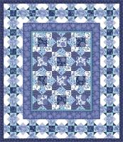 Peaceful Paisley Quilt Pattern TWW-0438