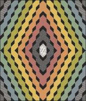 Radiant Diamonds Quilt Pattern TWW-0444e