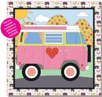 My Sweet Ride Quilt Pattern TWW-0453