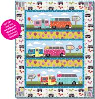 Happy Campers Quilt Pattern TWW-0454