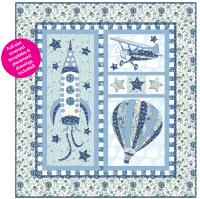 Magnificent Flying Machines Quilt Pattern TWW-0489