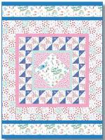 Pool Party Quilt Pattern TWW-0495e