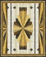 Art Deco Quilt Pattern TWW-0513