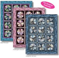 Granite Blooms Quilt Pattern TWW-0529e