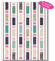 Flower Boxes Quilt Pattern TWW-0555e